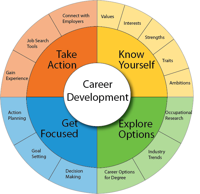Career Development Wheel